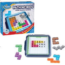 Pathwords - More Puzzles