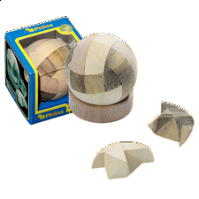 Sphere Puzzle - European Wood Puzzles