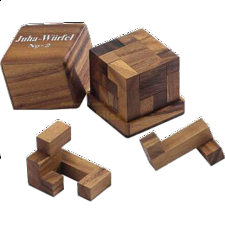 Juha 2 - European Wood Puzzles