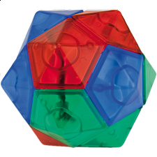 Mind Jewel - Plastic Interlocking Puzzles