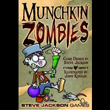 Munchkin Zombies -