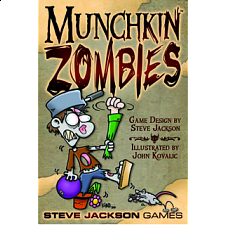 Munchkin Zombies - Search Results