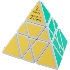 NEW Master Pyramorphinx -White Body