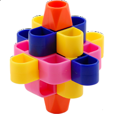 Net Block G - Meffert's Net Block Puzzles