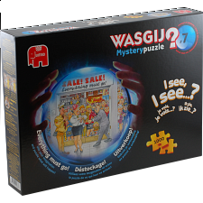 Wasgij Mystery #7: Everything Must Go!