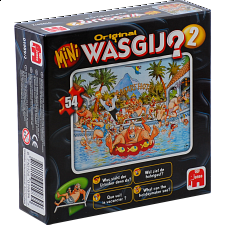 Wasgij Original Mini #2: Safari Splash - Wasgij