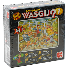 Wasgij Original Mini #1: Weed Killer - Wasgij