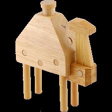 Animal Puzzle - Dromedary - European Wood Puzzles