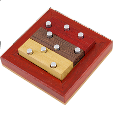 Mini Pins - Wood Puzzles