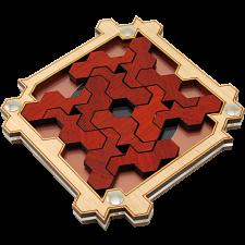 Bloss Nicht  Schwarz Sehen - European Wood Puzzles