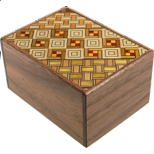 3 Sun 12 Step Natural Wood: Koyosegi - Wood Puzzles