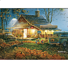 Terry Redlin - Autumn Traditions - Jigsaws