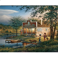 Terry Redlin - Summertime - 1000 Pieces
