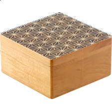 Twist Box - Kuroasa - Japanese Puzzle Boxes