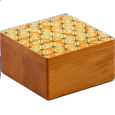 Twist Box - Kiasa - Japanese Puzzle Boxes