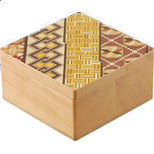 Twist Box - Koyosegi - Other Japanese Puzzle Boxes