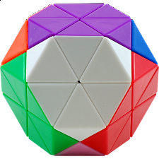 Gem Cube - Solid 8 Colors -