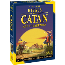 The Rivals for Catan: Age of Darkness - Card Game Expansion -
