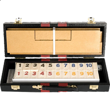 Rummy Game Set of 106 - Attache Case - Games & Toys