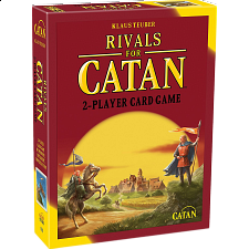 The Rivals for Catan (Card Game) -