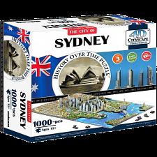 4D City Scape Time Puzzle - Sydney