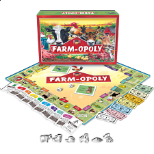 Farm-opoly - Board Games