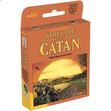 Struggle for Catan Card Game - Board Games