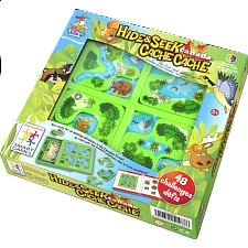 Hide & Seek Canada - Children's Toys & Puzzles