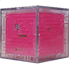 3D Ball Maze: Cube 1 - Pink - Search Results