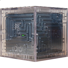 3D Ball Maze: Cube 1 - Metallic Grey - Search Results