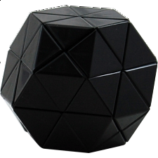 Gem Cube - Black Body - DIY - Other Rotational Puzzles
