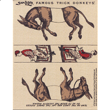Famous Trick Donkeys - Classic Edition -