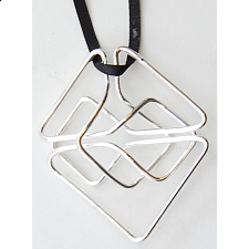 Puzzle Pendant - Houdini's Dilemma - Other Wire / Metal Puzzles