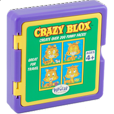 Crazy Blox - Cat - Puzzles - Children