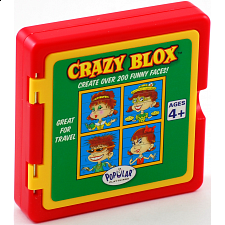 Crazy Blox - Girl - Puzzles - Children