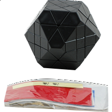 Gem Cube II - Black Body DIY - Rubik's Cube & Others