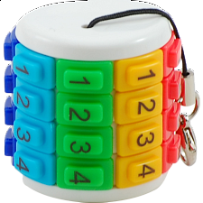 Eni Puzzle - Key Chain Numbers -