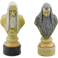 Lord of the Rings Chess Pieces - Damaged Box - Chess