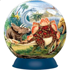 Dinosaur World: 6 inch - Sphere