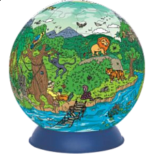 Jungle Follies: 6 inch - Sphere