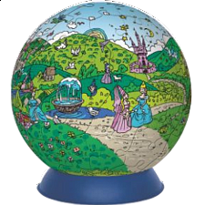 Princess Pageant: 6 inch - Sphere