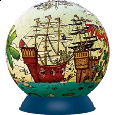 Pirate World: 6 inch - Jigsaws