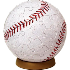 Baseball: 3 inch - 1-100 Pieces