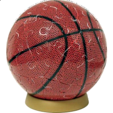 Basketball: 3 inch