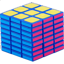 Super 3x3x8 I - Blue Body