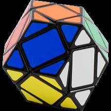 12 Faced Cube - Black Body -