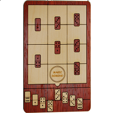 Magic Dominoes - European Wood Puzzles