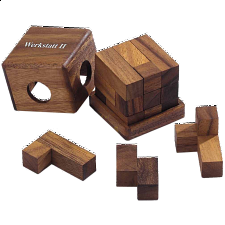 Workshop Cube 2 -