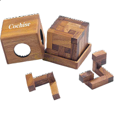 Cochise - European Wood Puzzles