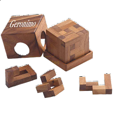 Geronimo - Wood Puzzles